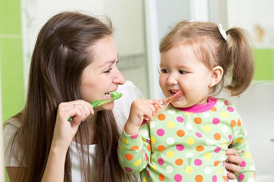 consejos creativos para cuidar los dientes de los niños
