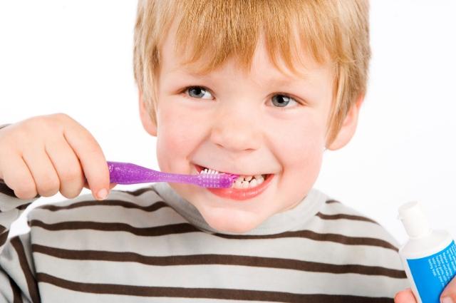 cepillos de dientes para niños